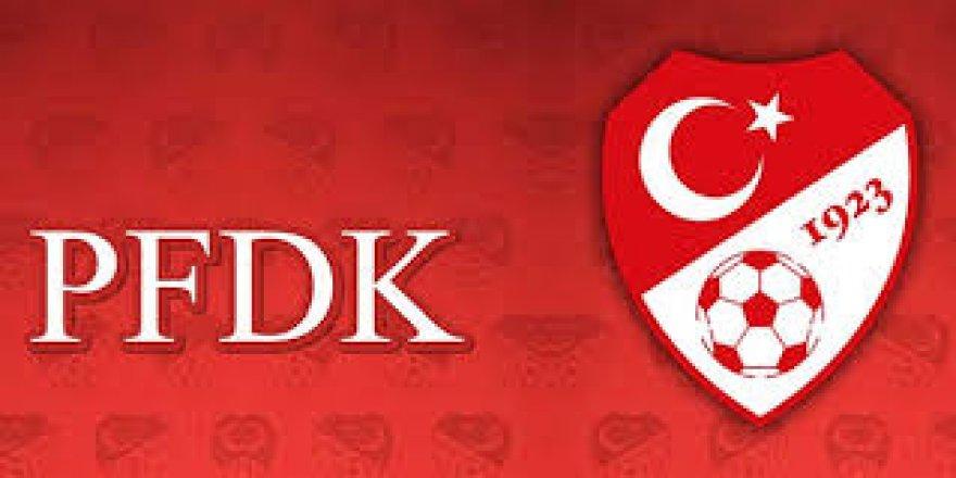 PFDK'dan 4 büyük kulübe para cezası
