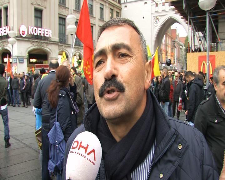 SALDIRIYI ERDOĞAN'A BAĞLADI,HDP'YE OY İSTEDİ !