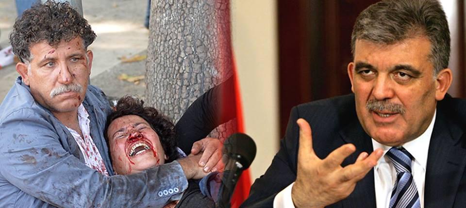 Abdullah Gül'den saldırı ile ilgili sert açıklama: Ankara'nın merkezinde...