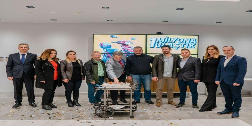 Bursagaz 1 Milyonuncu Aboneye Ulaştı