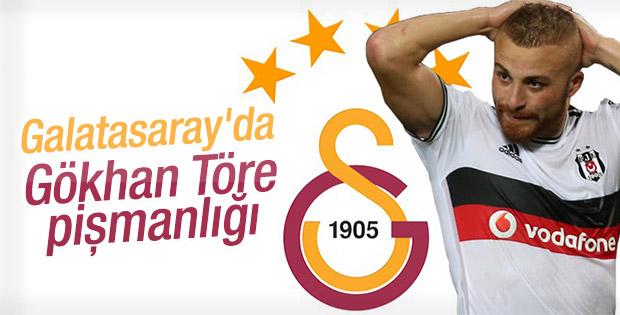 Galatasaray'da Töre pişmalığı