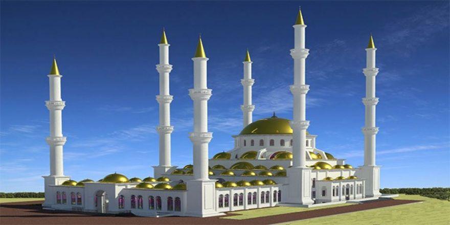 Kıbrıs'ın En Büyük Camisi İçin Kullanılacak Malzeme Anketle Belirlendi
