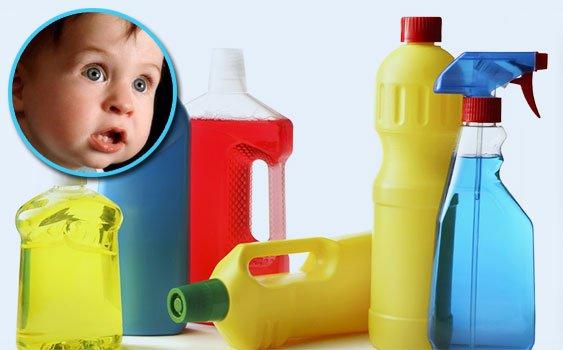 Yakıcı madde içen çocuğu kusturmayın!