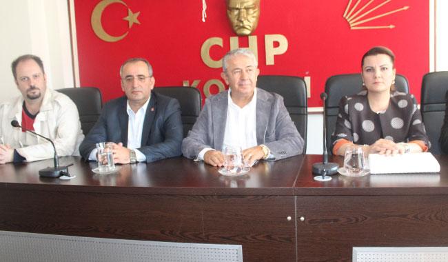 CHP patlamayı kınadı