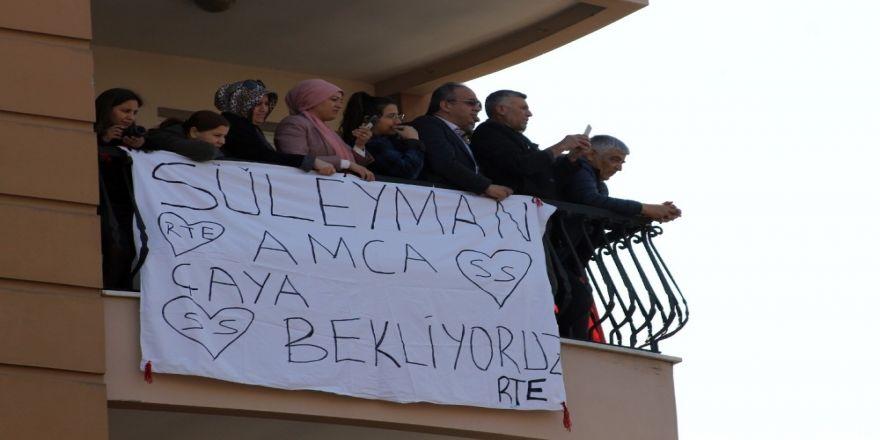 Bakan Soylu, O Pankartı Görünce Ziyarete Gitti