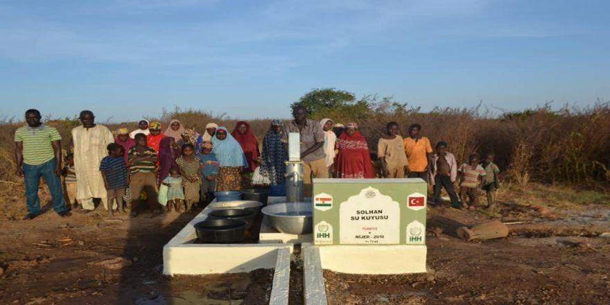 Afrika'da Solhan Su Kuyusu Açıldı