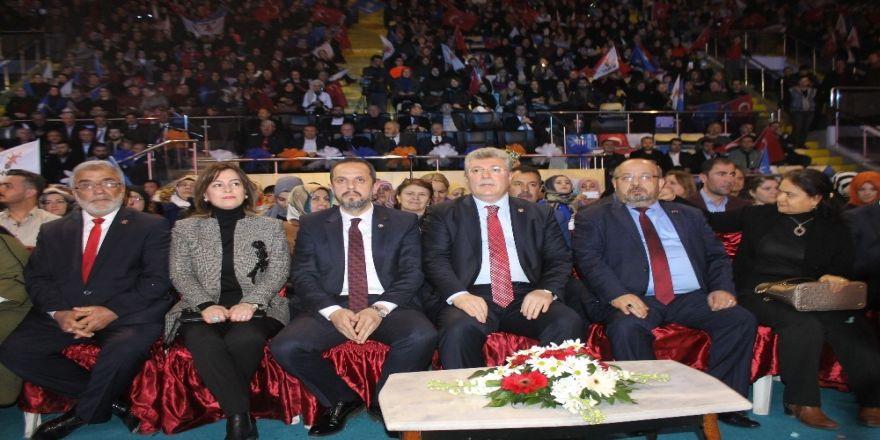 """Akbaşoğlu: """"Hayalleri Gerçekleştiren Ecdadın İzini Takip Ediyoruz"""""""