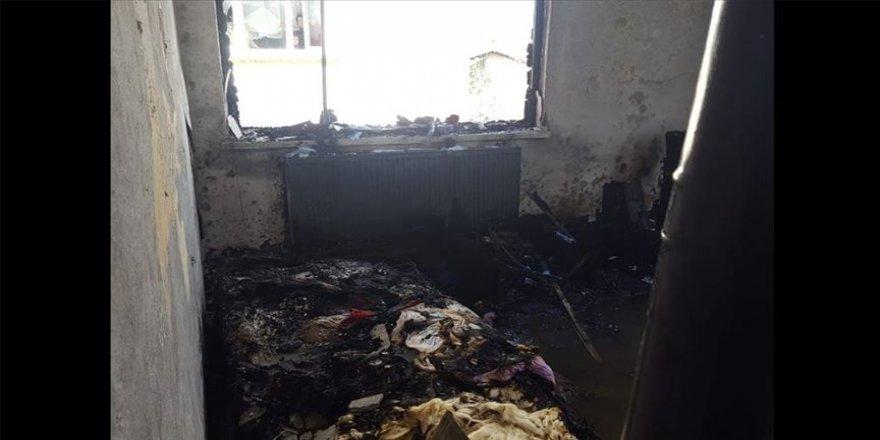 Malatya'da apartmanda doğal gaz patlaması: 1 ölü, 3 yaralı