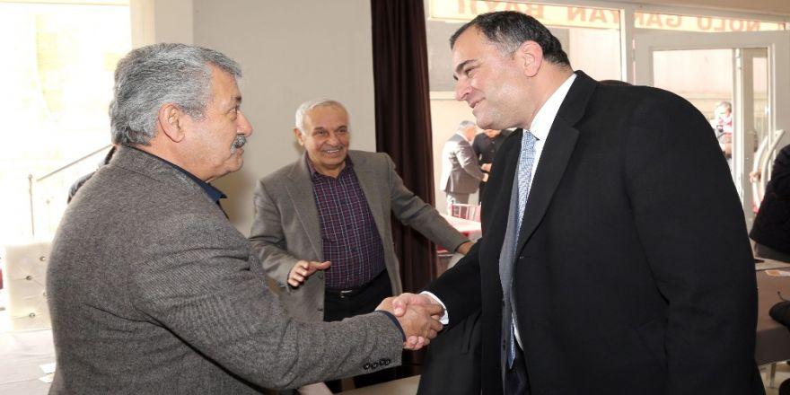 Başkan Taşdelen'den Çayyolu'nda Proje Atağı