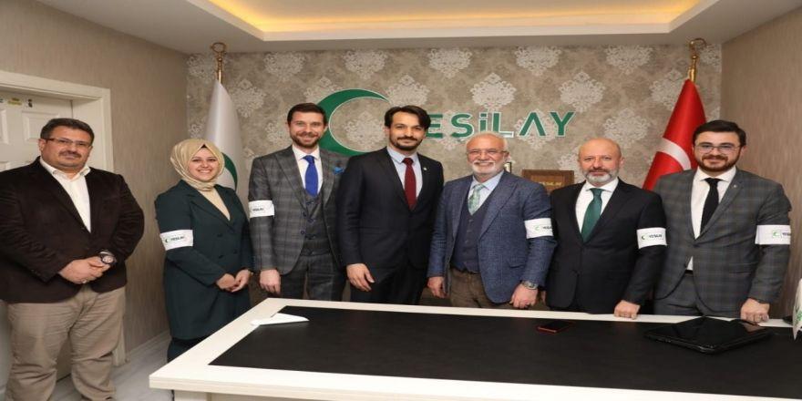 """Ahmet Çolakbayrakdar, """"Yeni Dönemde Müthiş Bir Değişim Ve Dönüşüm Olacak"""""""