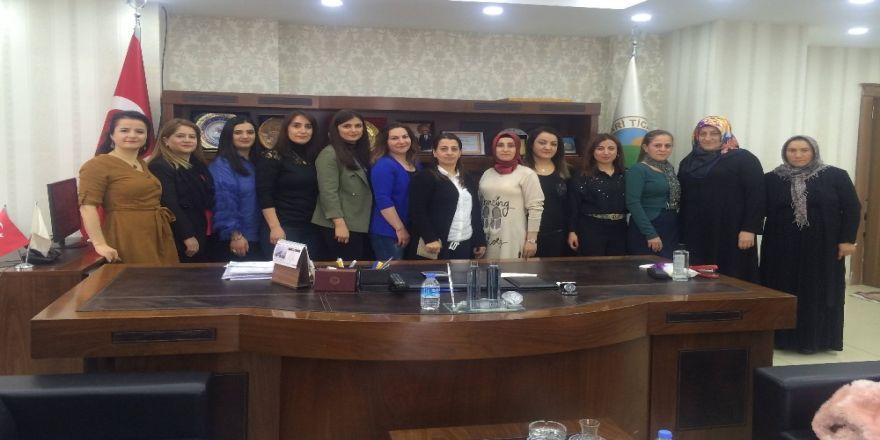 Kadın Ve Genç Girişimciler Kurullarının Yeni Başkanları Belli Oldu
