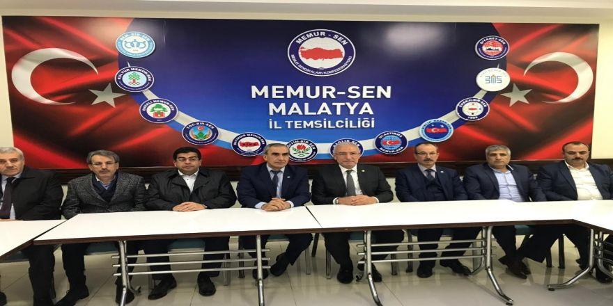 Cumhurbaşkanı Erdoğan Malatya'dan Memnun Ayrıldı