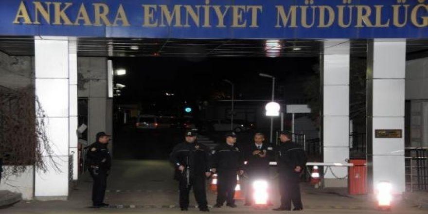 Başkent'te Hırsızlık Çetesinin Son Üyesi De Yakalandı