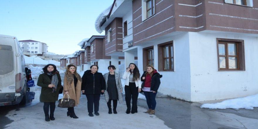 Kadın Girişimcilerden Dünya Kadınlar Günü'nde Anlamlı Ziyaret