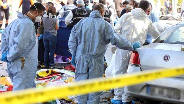 Ankara Tabipler Odası: Katliamda 106 Kişi Öldü!