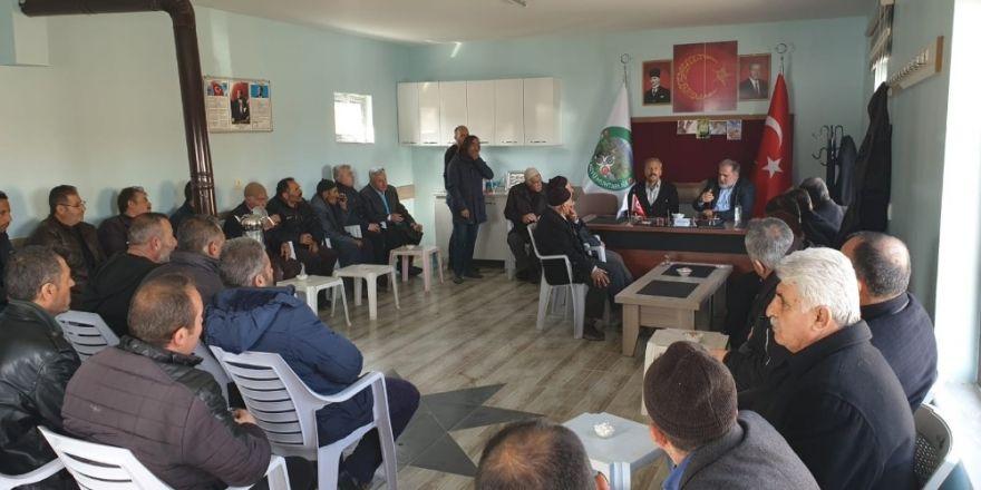 Ak Parti'li Gülaçar'dan Taksim'deki Olaya Tepki