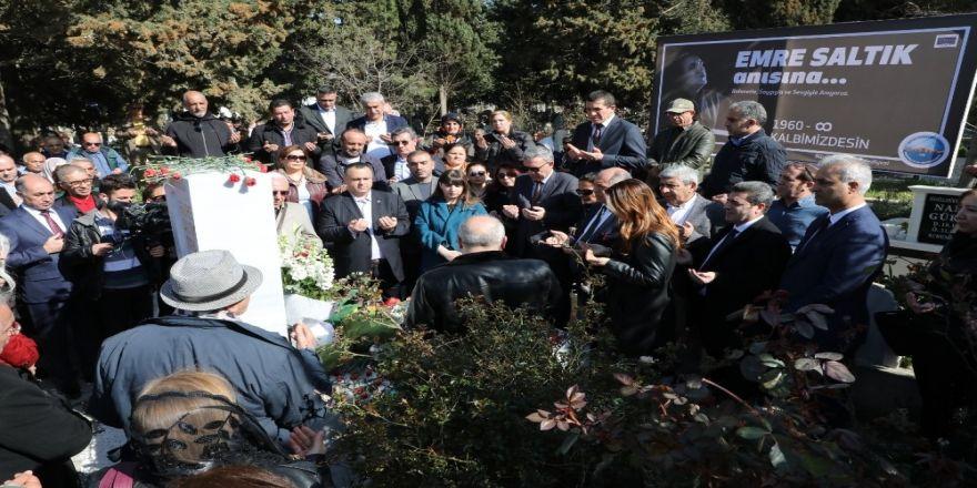 Türk Sanat Müziği'nin Sevilen Sanatçısı Saltık, Vefatının 2. Yıldönümünde Anıldı