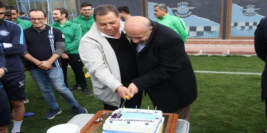 Adana Demispor'da Elazığspor Maçı Hazırlıkları Başladı