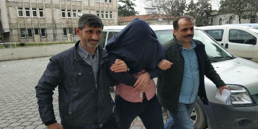 11,5 Yıl Hapis Cezası Bulunan Şahıs Tutuklandı
