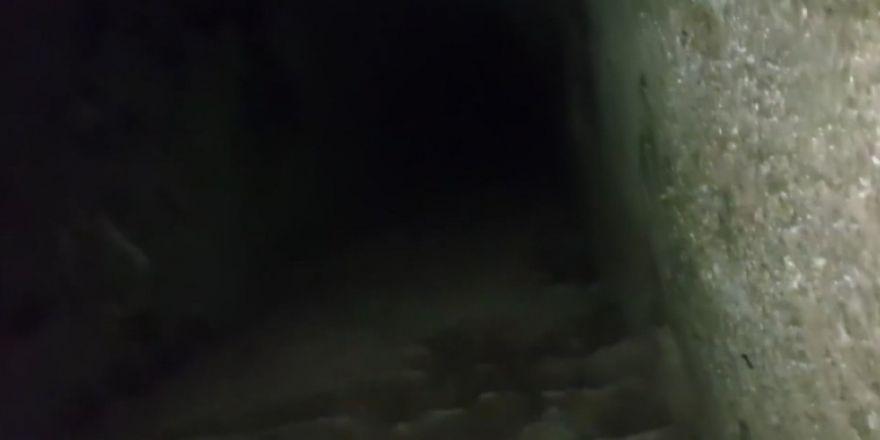 Çılgın Youtuber Kaçak Kazıyı Görüntüledi