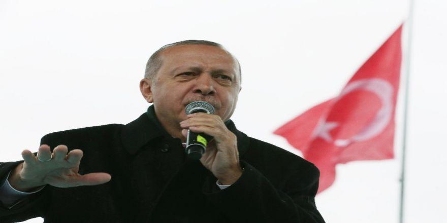 """Cumhurbaşkanı Erdoğan: """"Chp Adayı Sanki Babasının Tapulu Mülküymüş Gibi 'Onları Kovacağız' Diyor"""""""