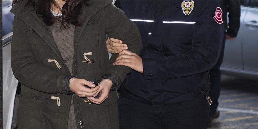 Kırmızı bültenle aranan DEAŞ'lı kadın şüpheli yakalandı