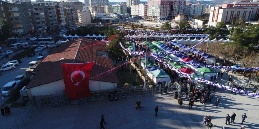 Kaymek Ürünlerine Mardin'de Büyük İlgi
