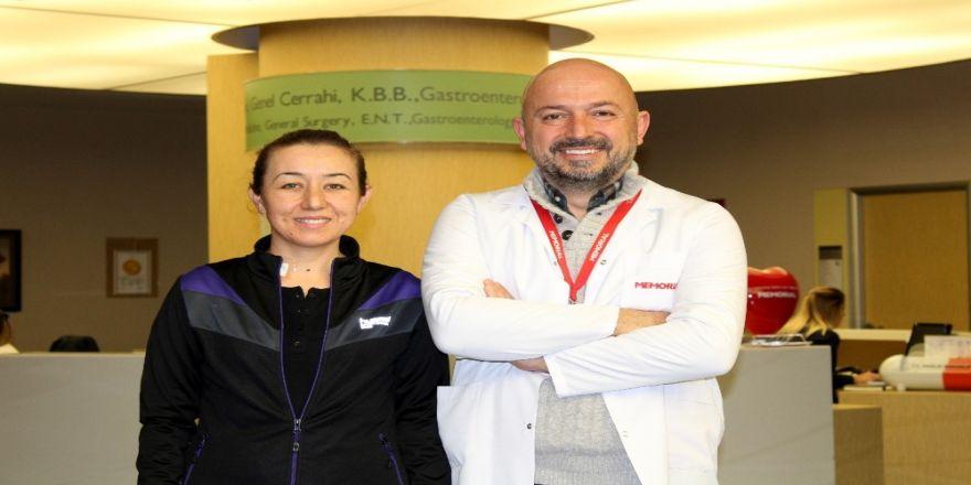 Karaciğer Koruyucu Cerrahi İşlemle Sağlığına Kavuştu
