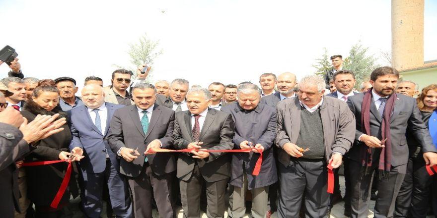 Çanakkale Şehitleri Anıt Parkı Düzenlenen Törenle Açıldı