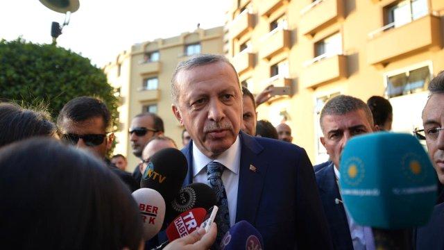 Cumhurbaşkanı: Sulhu Sağlayana Kadar Operasyonların Devamını Göreceksiniz