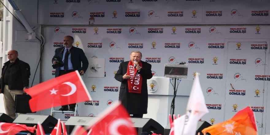 """Cumhurbaşkanı Erdoğan'den Kılıçdaroğlu'na """"Cilalı Boyalı"""" Benzetmesi"""