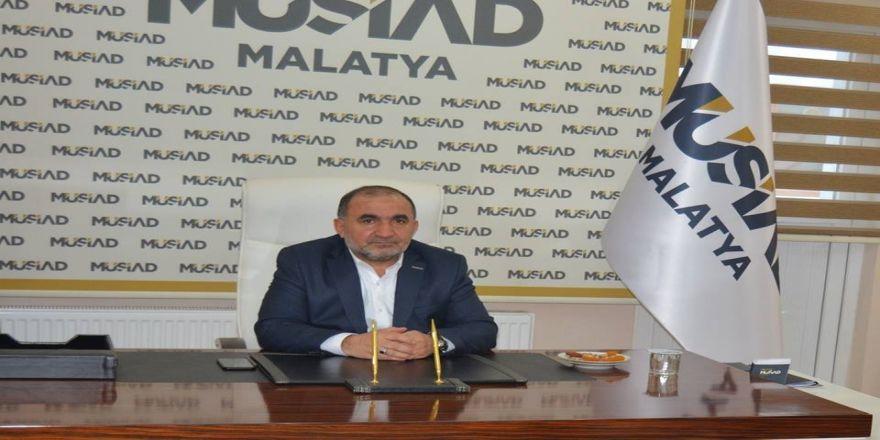 Müsiad Başkanı Poyraz'dan Katliama Tepki