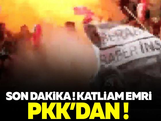 Suruç'taki katliam emri PKK'lı Lorin'den