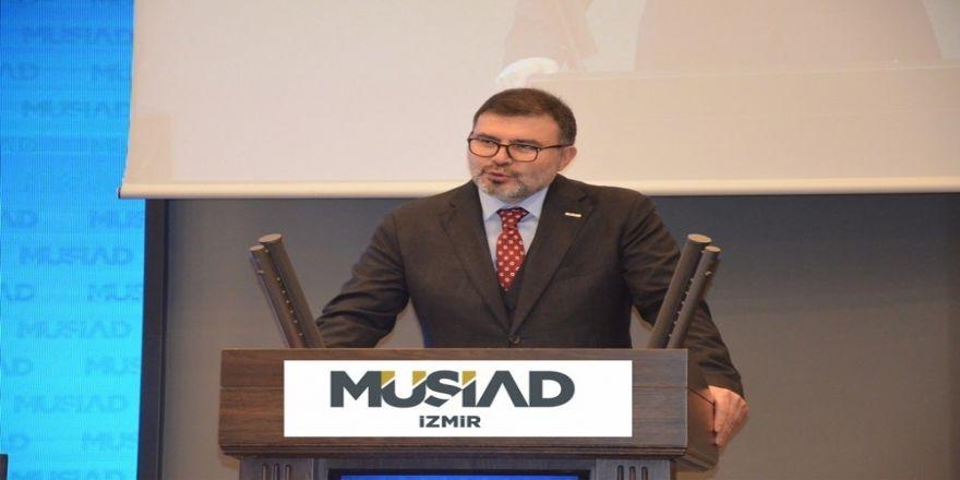 """Müsiad İzmir İl Başkanı: """"İslam Karşıtı Söylemlerin Ve Saldırılara Tanık Oluyoruz"""""""