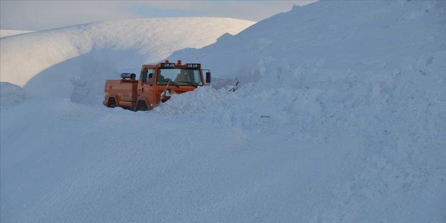 Çığ ve kar uyarısı