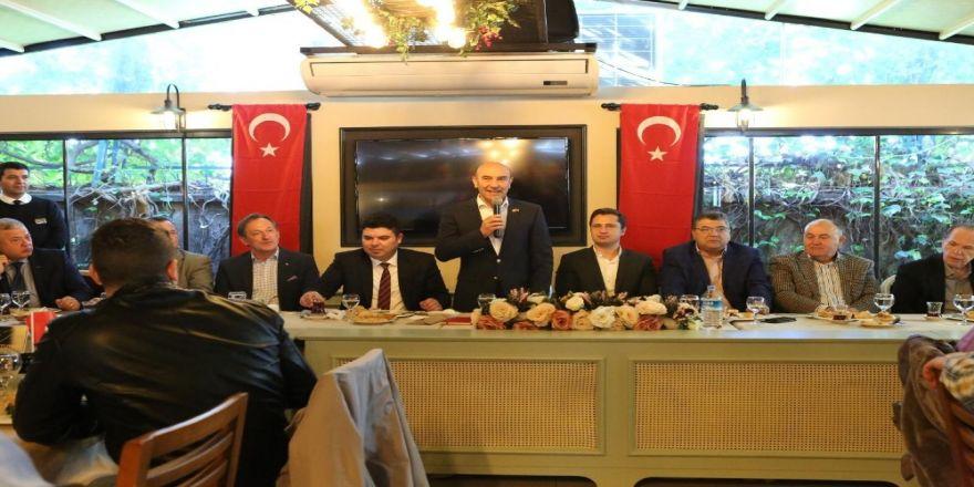 """Soyer: """"Buca'nın İzmir'e Vereceği Işığa İnanıyoruz"""""""