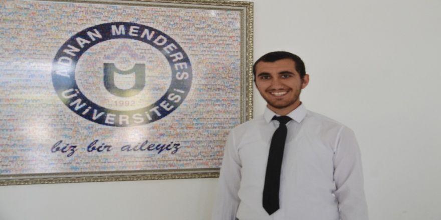 Adü Öğrencisi Fulbright Programıyla Abd'de Eğitim Görecek