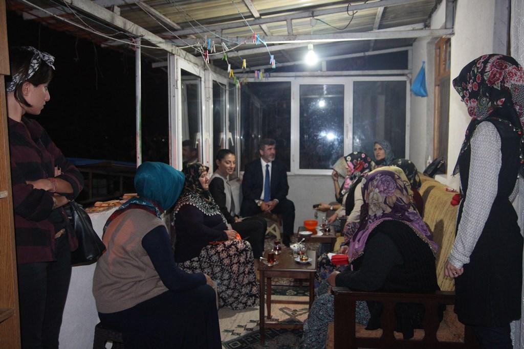 AK Parti ile aile yapısı güçlendi