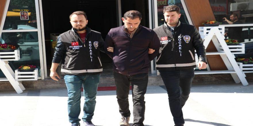 150 Bin Tl Değerinde Otomobil Çalan Şahıs Adli Kontrolle Serbest Kaldı