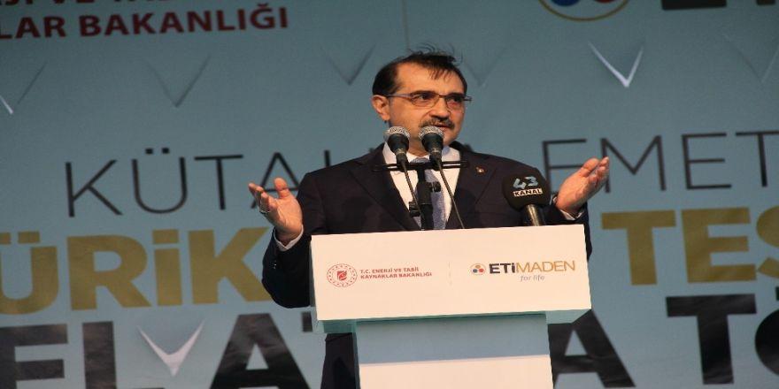 """Emet'e Bakan Fatih Dönmez: """"Borda Teknolojik Alt Yapıyı Da Kuracağız"""""""
