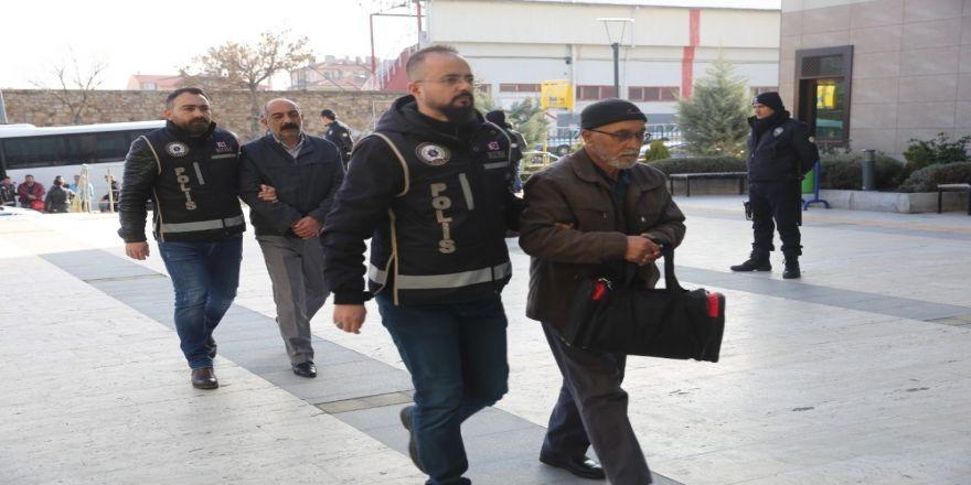 Nevşehir'de Fetö'den 11 Tutuklama