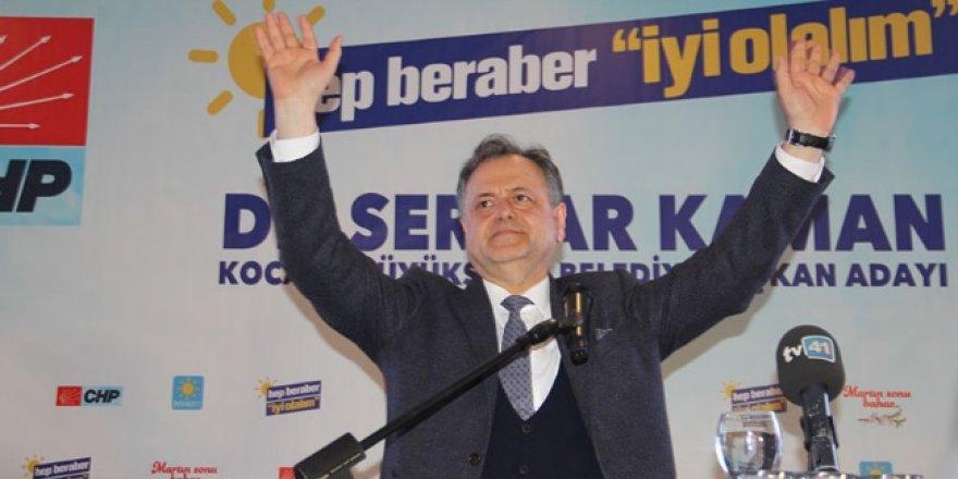 Serdar Kaman projelerini açıkladı