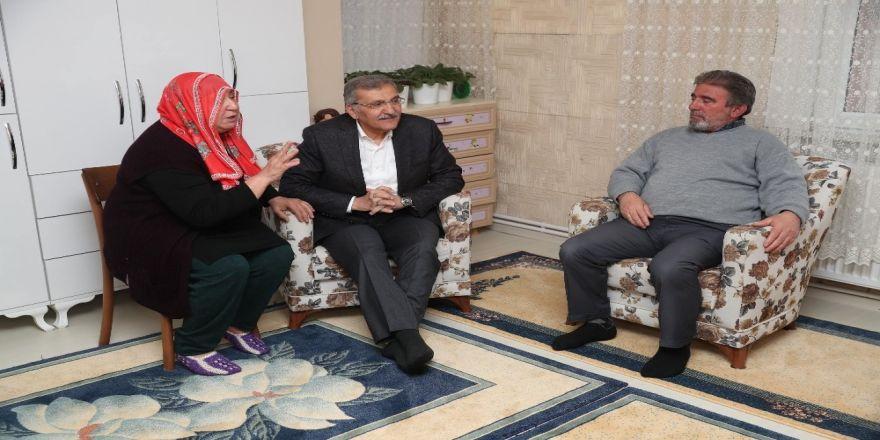 Murat Aydın, Beykoz'daki Fenomen Teyzeyi Tekrar Ziyaret Etti