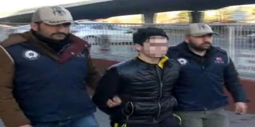 Kayseri'de Terör Örgütü Deaş Operasyonu: 4 Gözaltı