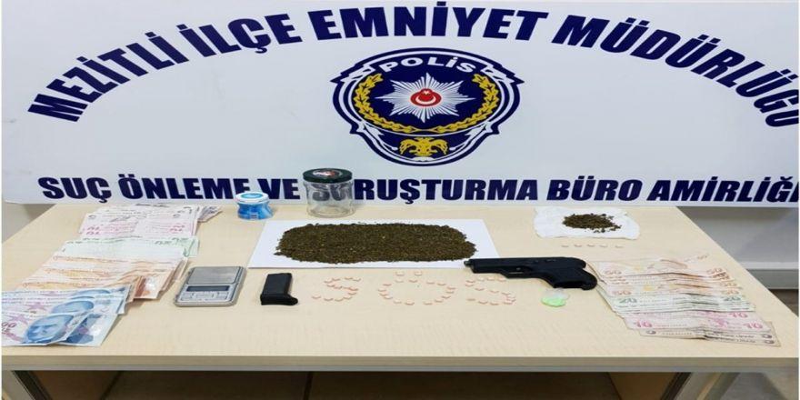 Mersin'de 11 Hırsızlık Zanlısı Yakalandı