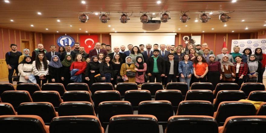 Bartın Üniversitesinden Çanakkale Konferansı