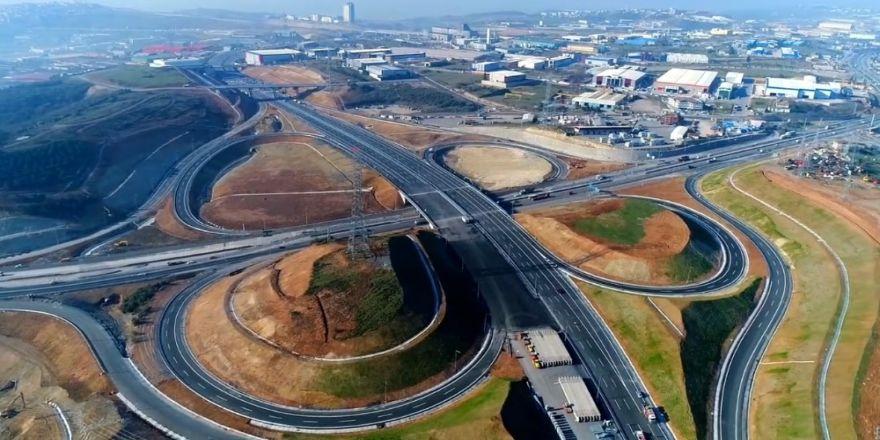 Cumhurbaşkanı Erdoğan, Kuzey Marmara Otoyolunun Osmangazi Köprüsü Bağlantısını Açacak