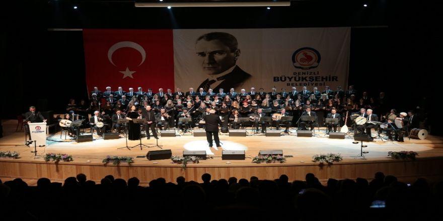 Büyükşehir'den Çanakkale Deniz Zaferi Konseri