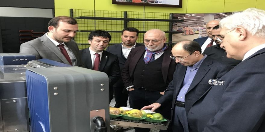 Gıda Perakendecileri Derneği (Gpd) Yönetim Kurulu Üyeleri Üçge'de Buluştu