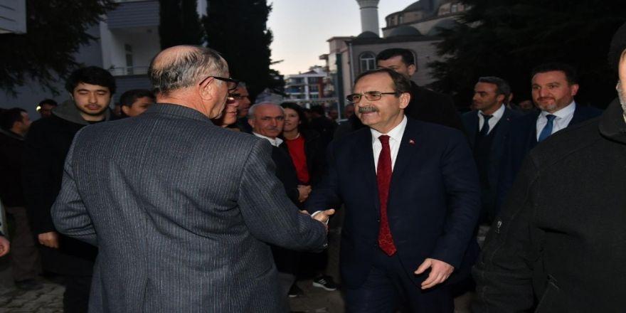 """Başkan Şahin: """"Bütün Hemşehrilerimiz Belediye Yönetiminde Söz Sahibi Olacak"""""""